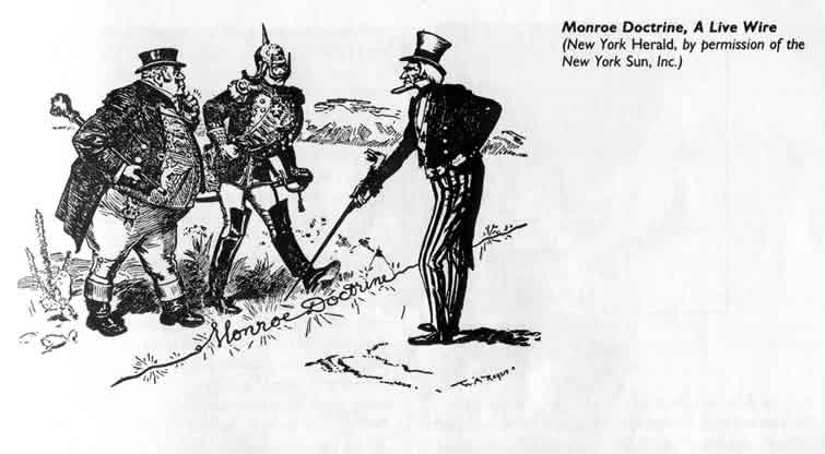 44e. The Roosevelt Corollary and Latin America