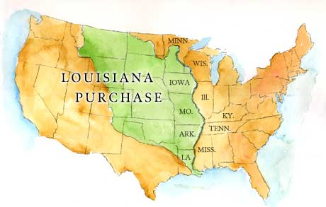 UHOklahoma  The Louisiana Purchase